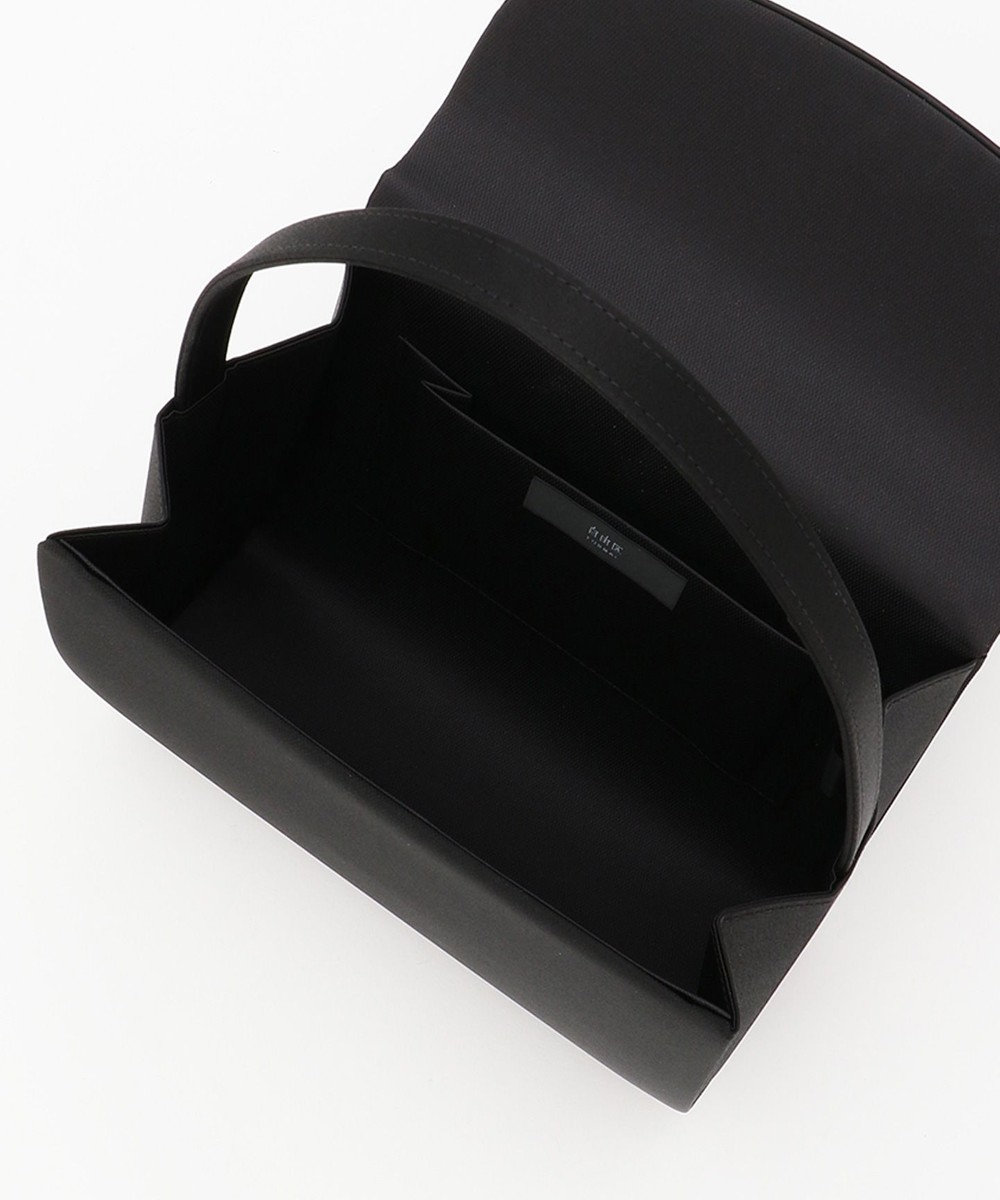 自由区 FORMAL 【撥水】米沢織りインナーマグネットバッグ ブラック系