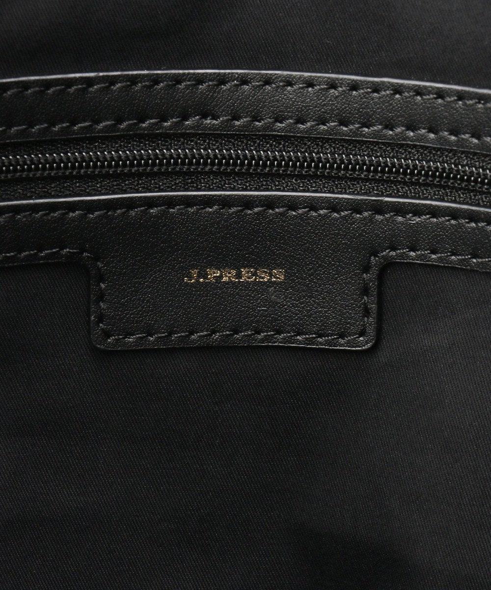 J.PRESS LADIES 【A4サイズ収納可】マダガスカルラフィア カゴバッグ ベージュ系