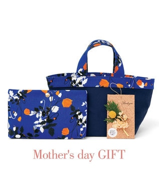 自由区 【マガジン掲載】Mother's Day リバティ 3点セット(検索番号H57) ブルーボビー