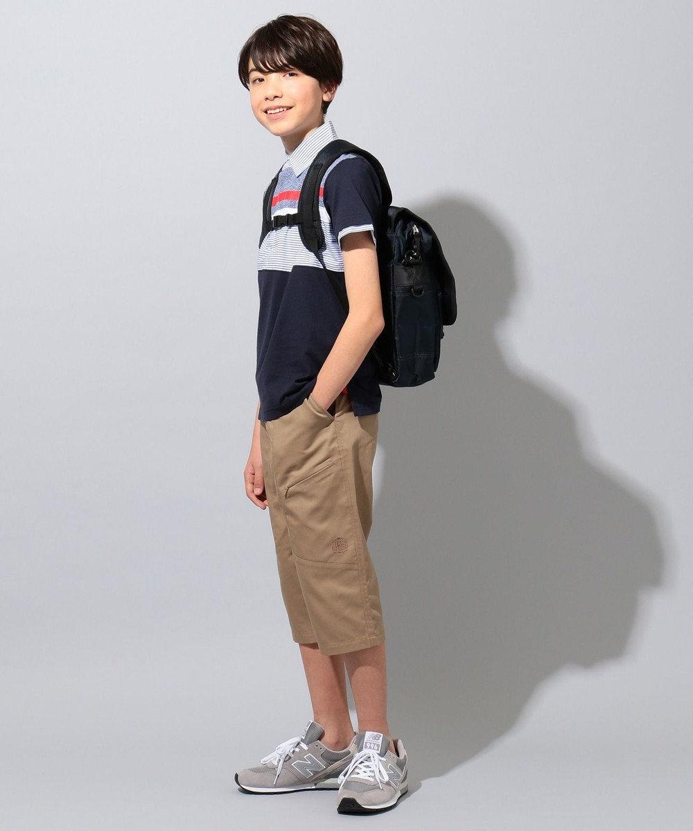 J.PRESS KIDS 【KIDS雑貨】スクール バッグ ネイビー系