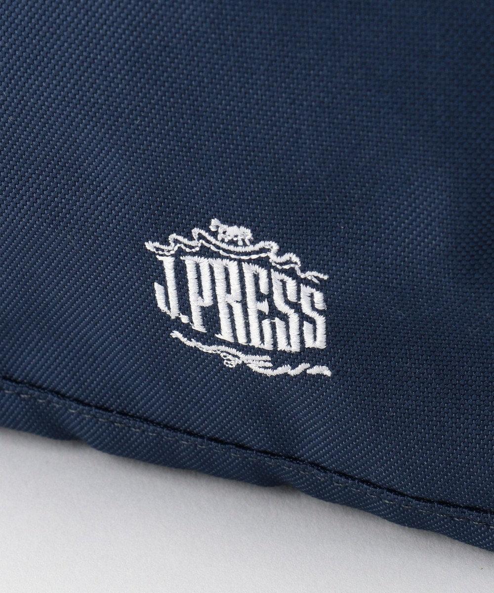 J.PRESS KIDS 【KIDS雑貨】ファスナートップデイパック小 リュック ネイビー系