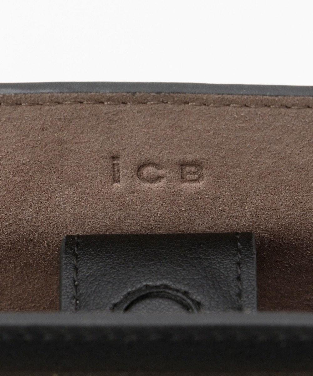ICB 【マガジン掲載】Spirit バッグ(番号CJ27) ブラック系