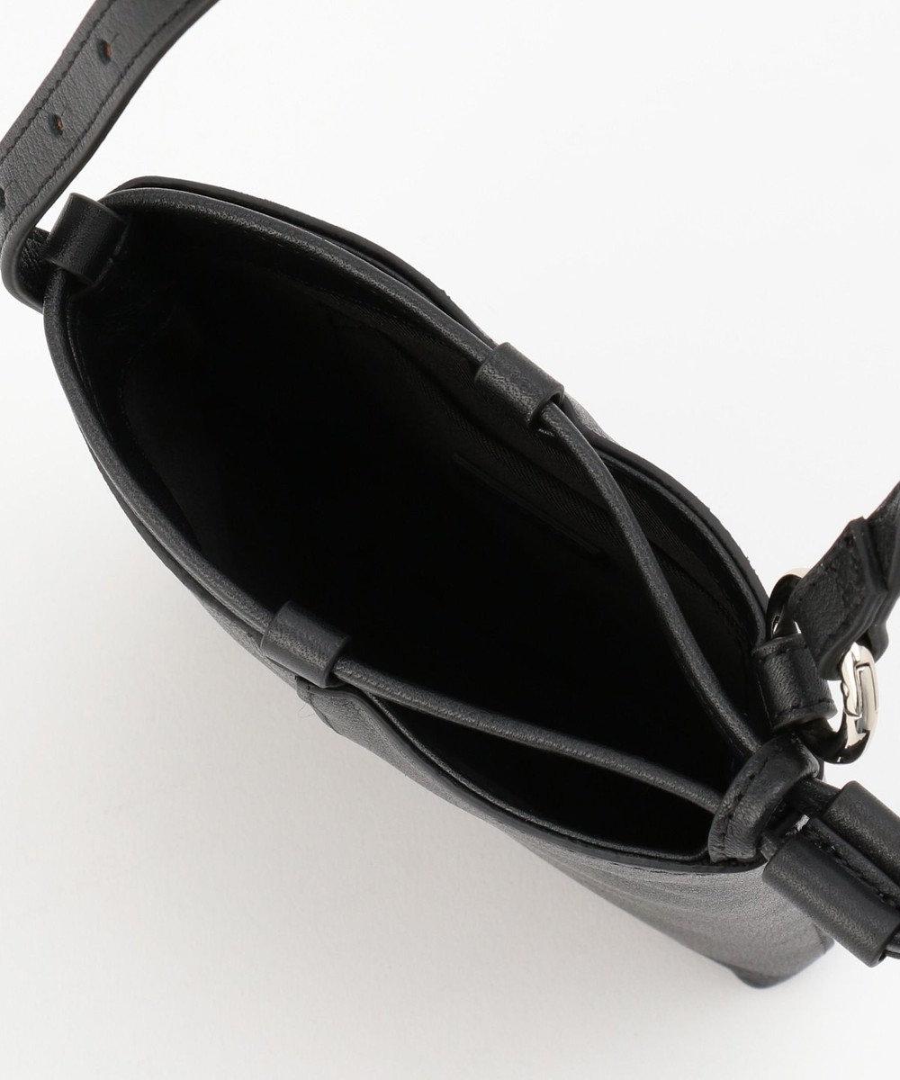 ICB 【マガジン掲載】Sutain ポシェット(番号CN24) ブラック系