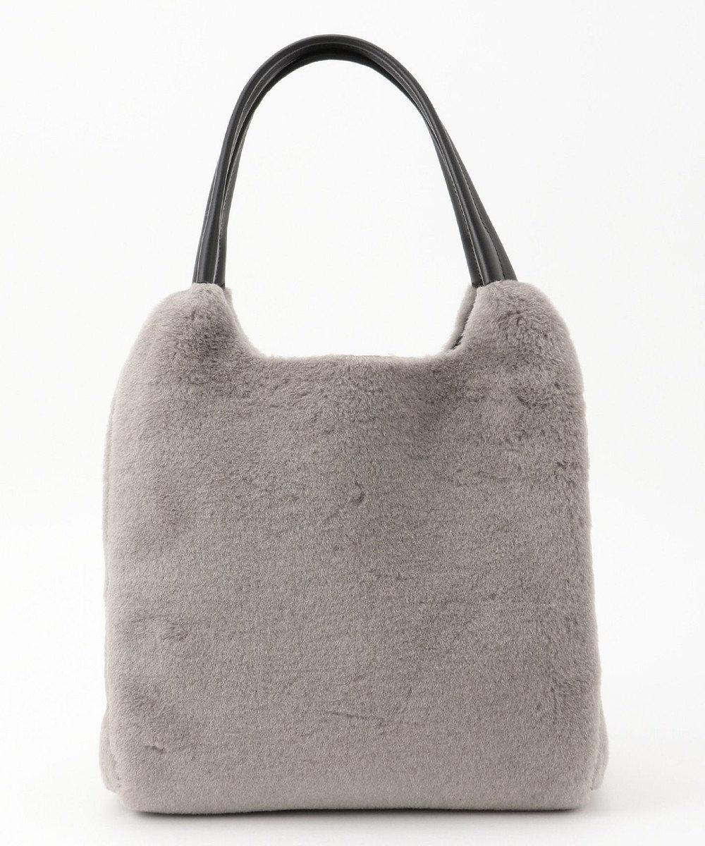 ICB Wool Mouton トートバッグ グレー系