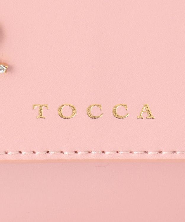 TOCCA BAMBINI 【KIDS】リボンフラワービジュードレスバッグ