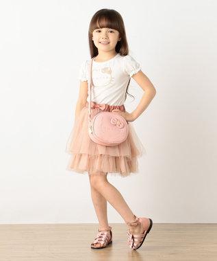 TOCCA BAMBINI 【KIDS雑貨】Hello Kitty ポシェット ローズ系