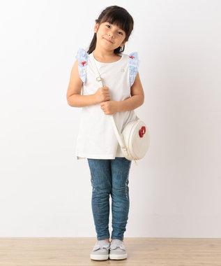 TOCCA BAMBINI 【KIDS雑貨】Hello Kitty ポシェット ホワイト系