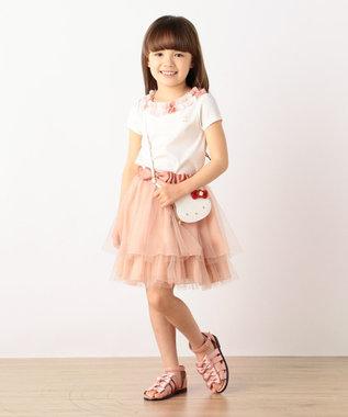 TOCCA BAMBINI 【KIDS雑貨】HelloKittyミニポシェット ホワイト系