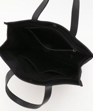 CK CALVIN KLEIN MEN 【ロゴパッチシリーズ】ポラリストートバック ブラック系