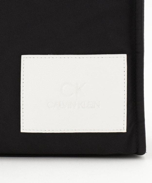 CK CALVIN KLEIN MEN 【ロゴパッチシリーズ】ポラリストートバック