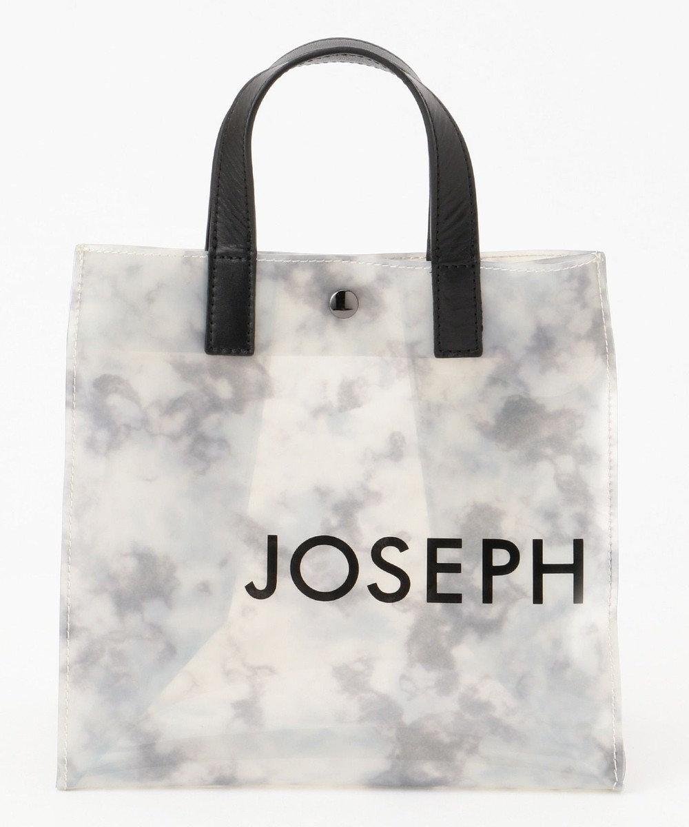 JOSEPH CLEAR MARBLE ミニバッグ ホワイト系7
