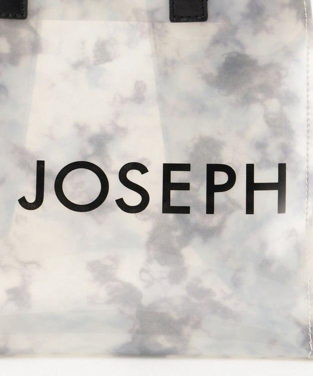 JOSEPH CLEAR MARBLE ミニバッグ