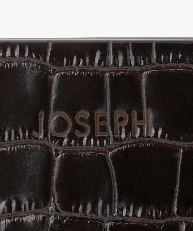 JOSEPH クロコ ポケット バッグ / ショルダーバッグ