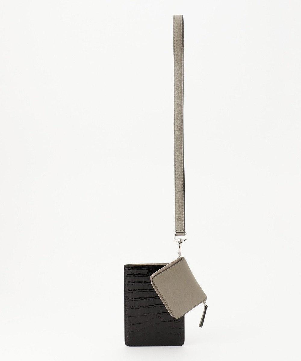 JOSEPH クラッチ / ショルダーバッグ グレー系