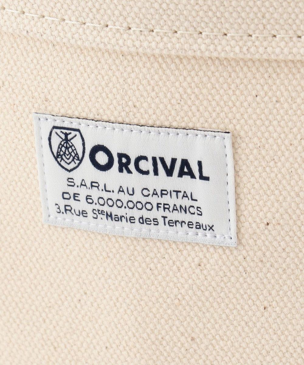 SHARE PARK LADIES 〈ORCIVAL〉帆布トート(S) ネイビー系1