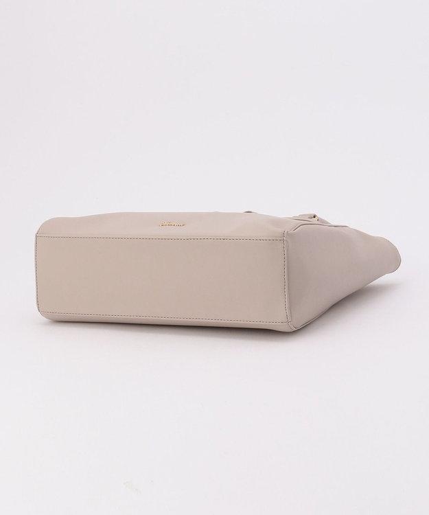 Feroux 【A4収納可】リボンベルトトート バッグ