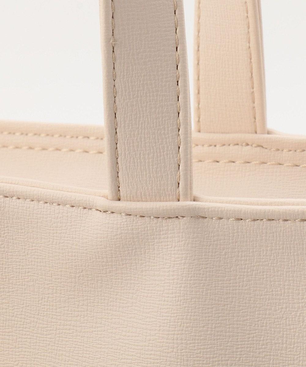 Feroux 【A4サイズ収納可】ミスティーフローラル トートバッグ ピンク系3