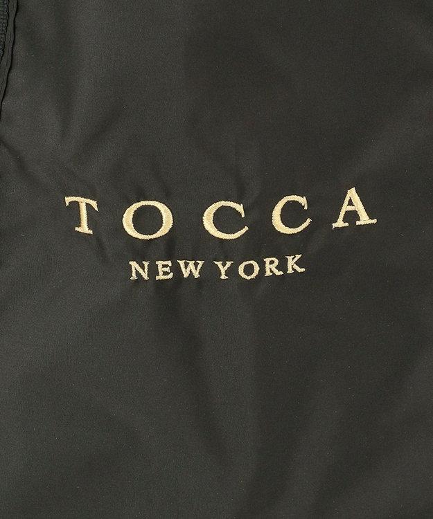 TOCCA 【ポケッタブル】LOGO RIBBON ECOBAG エコバッグ