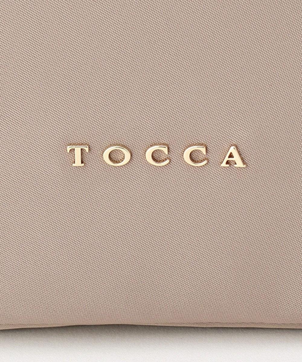 TOCCA 【再々入荷決定!】TINY RIBBON PCバッグ ベージュ系