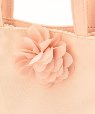 TOCCA BOUQUET TOTE トートバッグ ピンク系