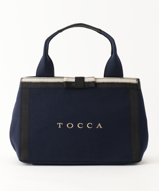 TOCCA CHELSEA CANVAS トートバッグ