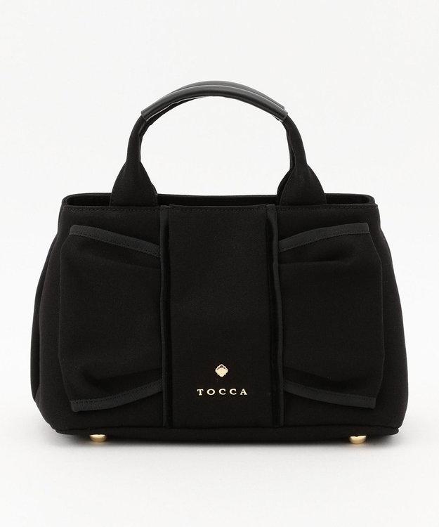 TOCCA 【WEB限定カラー有】HOLLY CANVAS SMALL バッグ