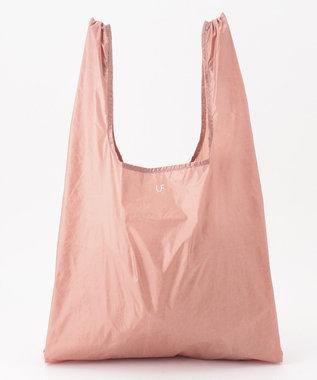 自由区 【UNFILO】POCKETABLE 超軽量 エコバッグ (大) ピンク系