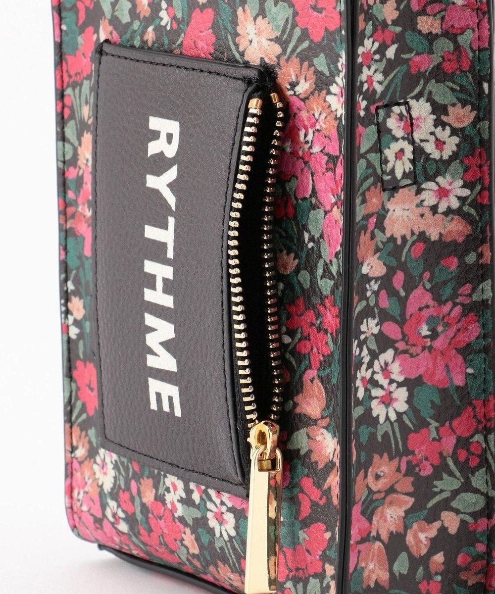 組曲 【Rythme KUMIKYOKU】スクエアミニショルダー バッグ ピンク系5