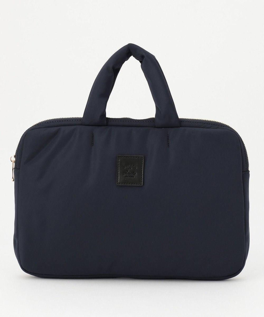 組曲 【軽量・ノートパソコン】PC・タブレット用  バッグ ネイビー系