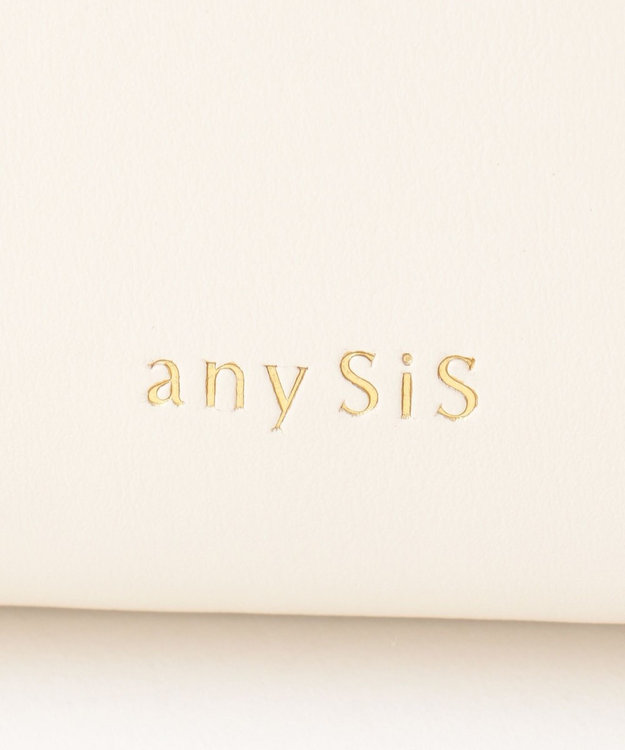 any SiS 【美人百花6月号掲載】スリムミニボストン ショルダーバッグ
