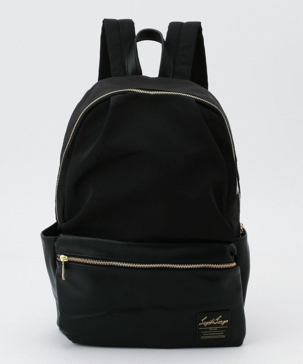 any FAM 【Legato Largo】10ポケット リュック ブラック系