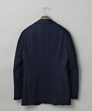 GOTAIRIKU 【AIRY MOVE】AirFabシルクツイード ジャケット ネイビー系8