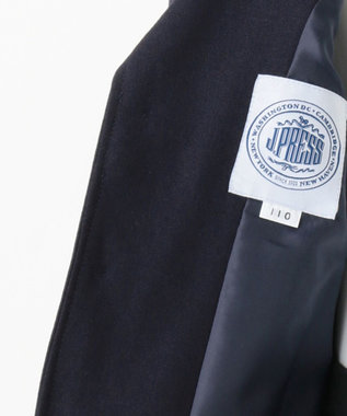J.PRESS KIDS 【100-130cm】ギャバタッサー ブレザー ネイビー系