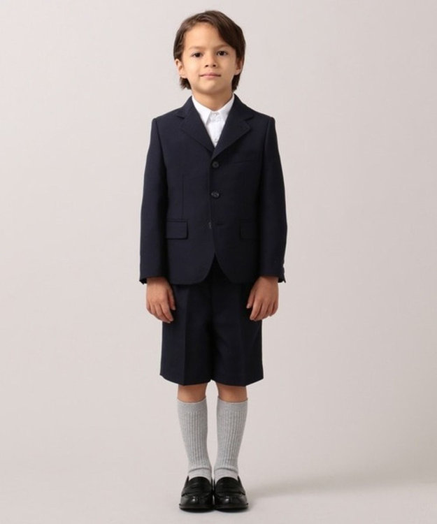 J.PRESS KIDS 【100-130cm】ギャバタッサー ブレザー