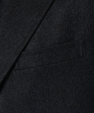 J.PRESS MEN 【MOORLAND】ライトツイード ジャケット ネイビー系