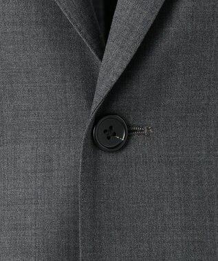 J.PRESS MEN 【REDA ACTIVE】無地 ジャケット ライトグレー系