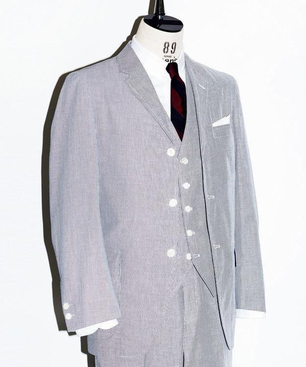 J.PRESS MEN 【BLUE BLUE×J.PRESS】DACRON コードレーン ジャケット(検索番号W100)