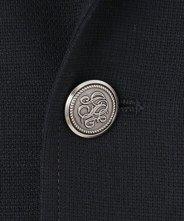 J.PRESS MEN 【ハイランドペピンメリノ】メッシュ3B ブレザー / 銀ボタン