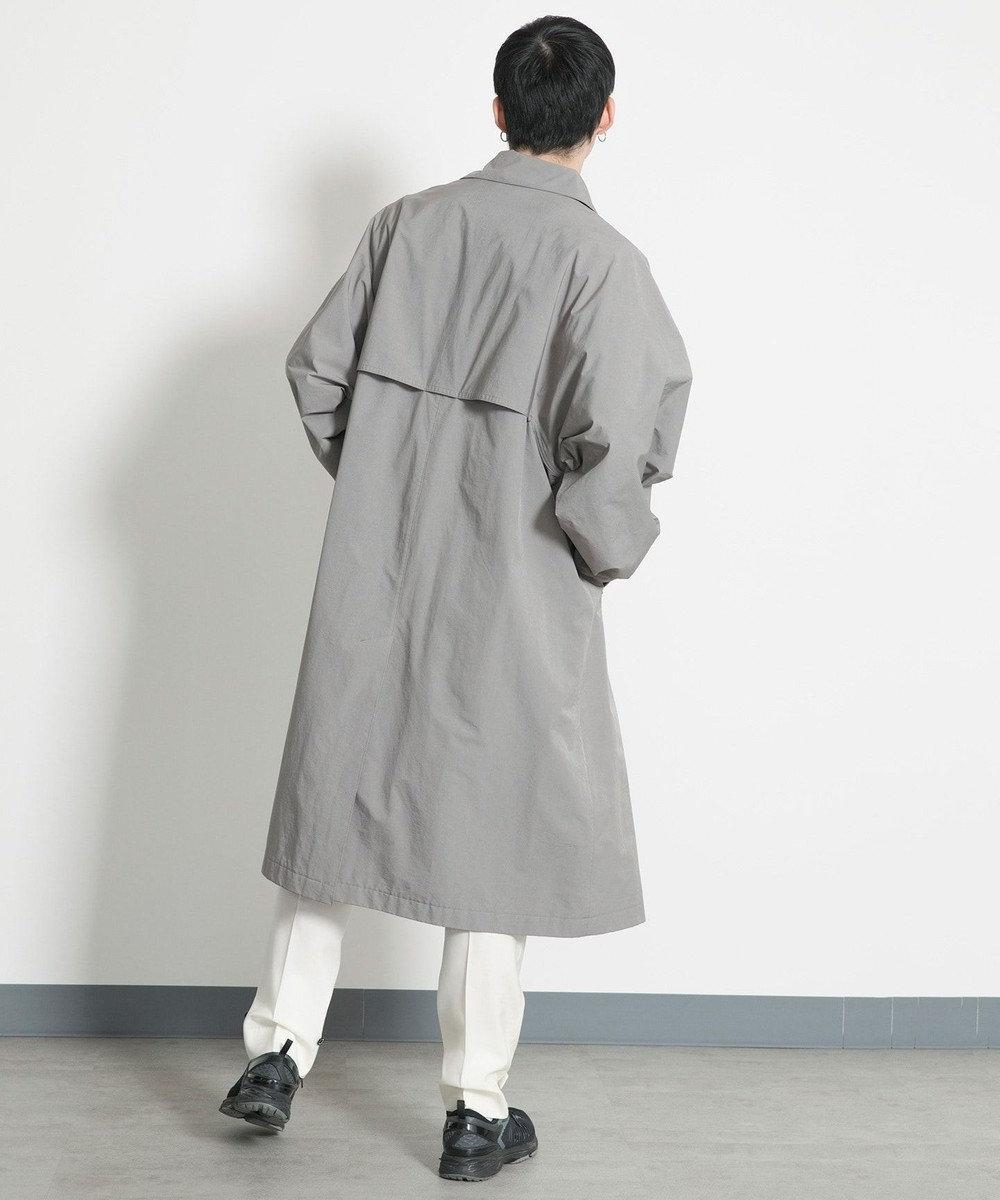ADS/ARS 【ARS】バルマカーン レインコート グレー系