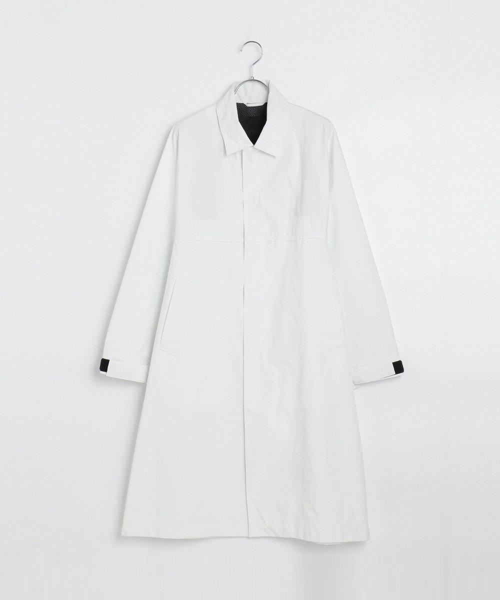 ADS/ARS 【ARS】バルマカーン レインコート ホワイト系