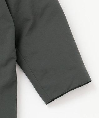 ADS/ARS 【UNISEX / ADS】バルカラー ダウンコート グレー系