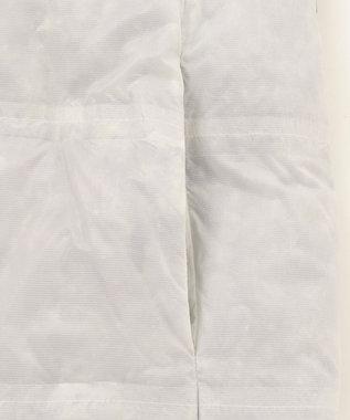 ADS/ARS 【ADS×RAEBURN】パーカーダウンジャケット スカイブルー系