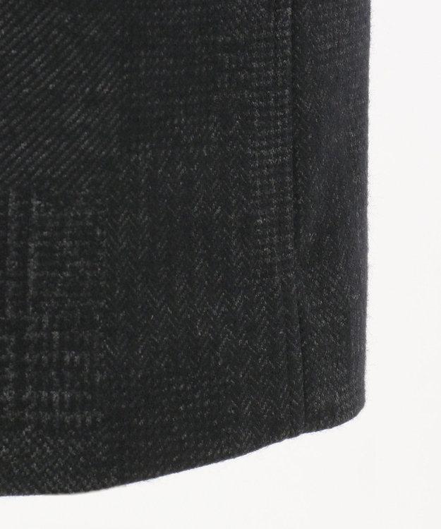 JOSEPH HOMME 【軽量】パッチジャガードジャージー チェスターフィールドコート