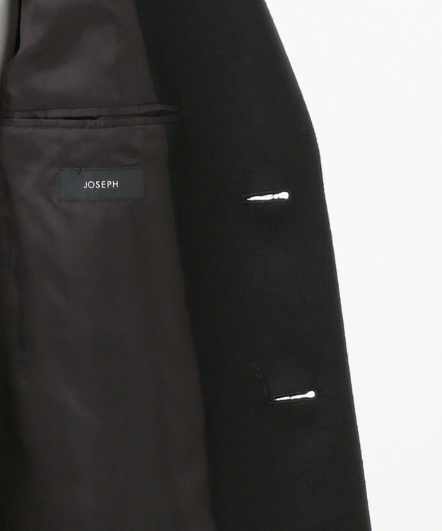 JOSEPH HOMME 【GLOBAL LINE】PURE CASHMERE CHESTER COAT