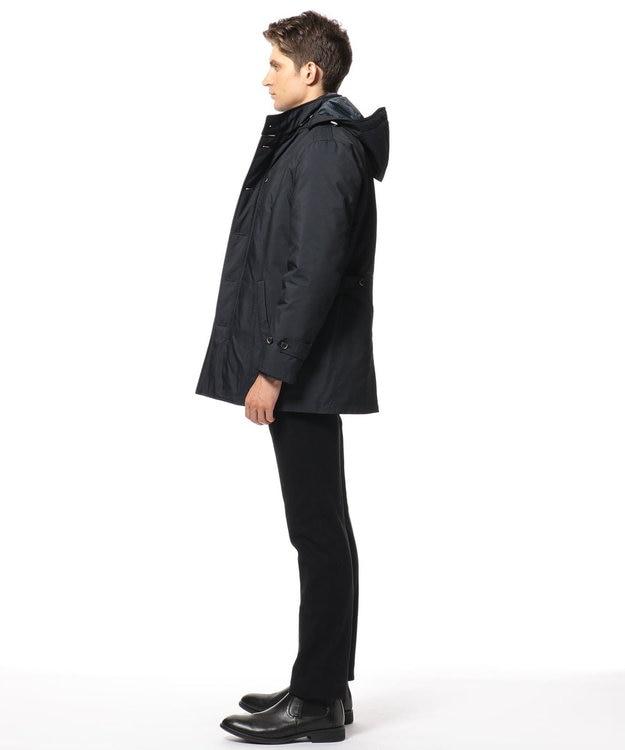 JOSEPH ABBOUD 【キングサイズ・3WAY】ADSインターレースジャガード コート