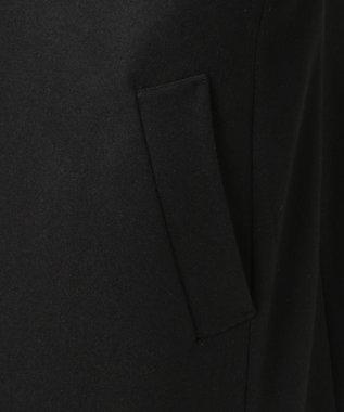 JOSEPH HOMME 【一部店舗限定】ピュアカシミヤ チェスター フィールド コート ブラック系