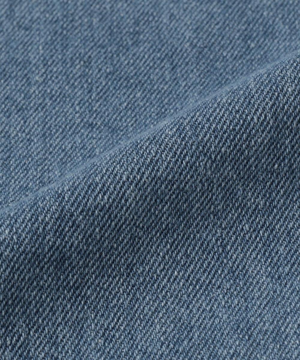 SHARE PARK MENS 【6/14お値下げ】デニム ステンカラーコート サックスブルー系