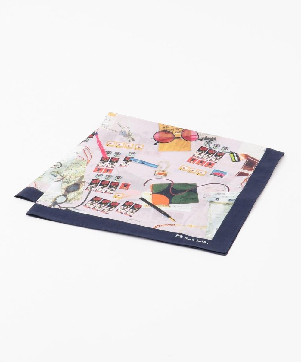 【オンワード】 Paul Smith>財布/小物 EXPLORER ハンカチ ピンク F レディース 【送料無料】