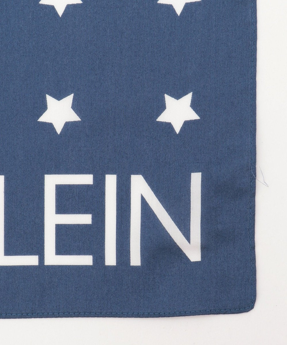 CK CALVIN KLEIN MEN 【ロゴシリーズ】ハンカチ ネイビー系7