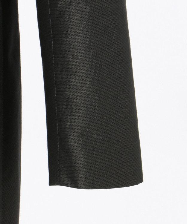CK CALVIN KLEIN MEN 【3WAY】ハードメモリーブロックドビー スタンドカラー コート